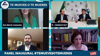 """Empresarios y Académicos encabezaron la inauguración del evento """"Te Mueves o Te Mueres""""."""