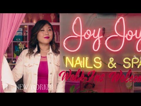 Joy Joy Nails   The Screening Room   The New Yorker
