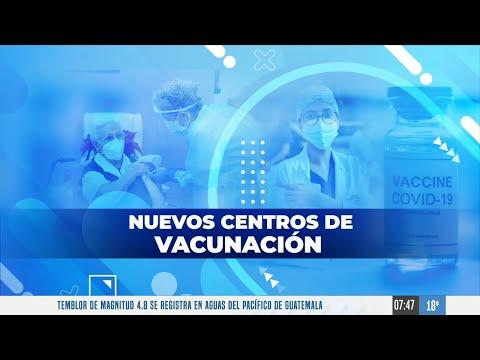 [Análisis] Nuevos Centros de Vacunación en la Usac
