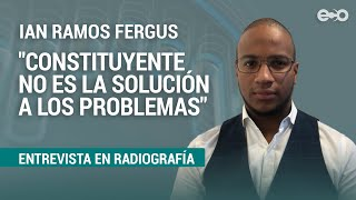 Constituyente no es la solución a los problemas, considera analista | RadioGrafía