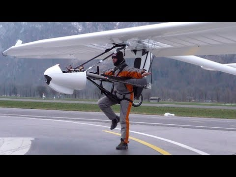 5 Unbelievable Human Powered Machines Part 2