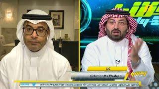 محمد الشيخ : الأهلي لا يلام في التعاقد مع باولينهو بمسيرته الكبيرة