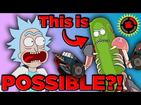 connectYoutube - Film Theory: Pickle Rick ACTUALLY WORKS! (Rick and Morty, Feat. DAN HARMON!)