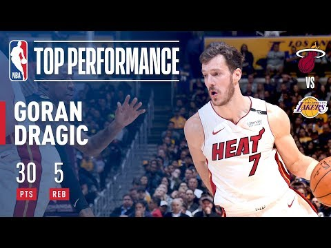 connectYoutube - Dragic Brings The Heat To The Staples Center!