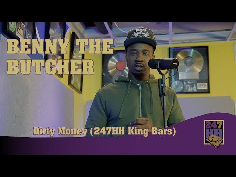 Benny The Butcher - Dirty Money (247HH King Bars)