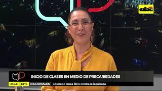Mesa de Periodistas: Inicio de clases en medio de precariedades