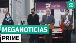 Meganoticias Prime | Gobierno comienza la entrega de las canastas de alimento - 22/05/2020