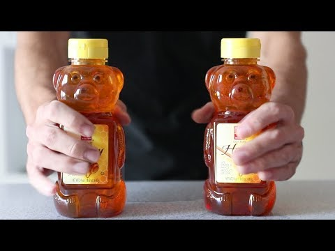 connectYoutube - 3lbs of Honey Challenge!! (4,000+ Calories)