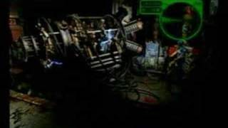 Resident Evil 3 Nemesis (Final Boss) -Playstation-