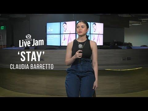 'Stay' – Claudia Barretto