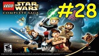 Lego Star Wars The Complete Saga Walkthrough Episode 5 Chapter 4 Dagobah