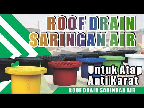 Roof Drain Murah Berkualitas