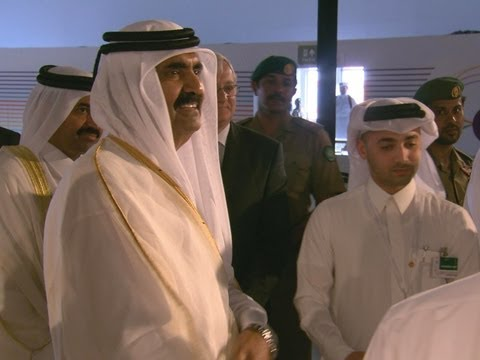 connectYoutube - Qatar: A tiny country asserts powerful influence