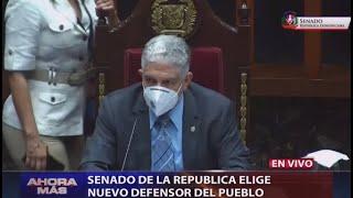 Pablo Ulloa sería el nuevo Defensor del Pueblo