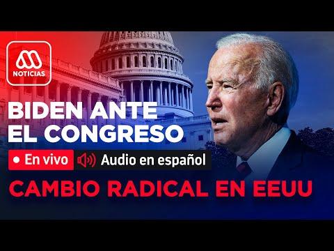 EN VIVO | Discurso de Joe Biden - Anuncia cambios radicales en EEUU - AUDIO EN ESPAÑOL