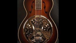 M.J. Franks Resonator Guitar Demo