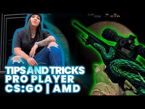 DICAS DE TREINO para COMPETITIVO no CS:GO | Pro player AMD