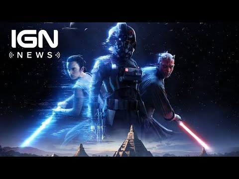connectYoutube - Battlefront II Update Introduces New Ship, Brings Blast Mode to Crait - IGN News