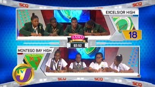 Excelsior High vs Montego Bay High: TVJ SCQ 2020 - January 31 2020