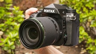The Pentax K-1's ultrafunctional design