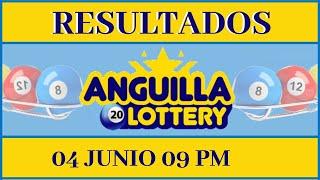 Loteria Aguilla Lottery Resultados de hoy