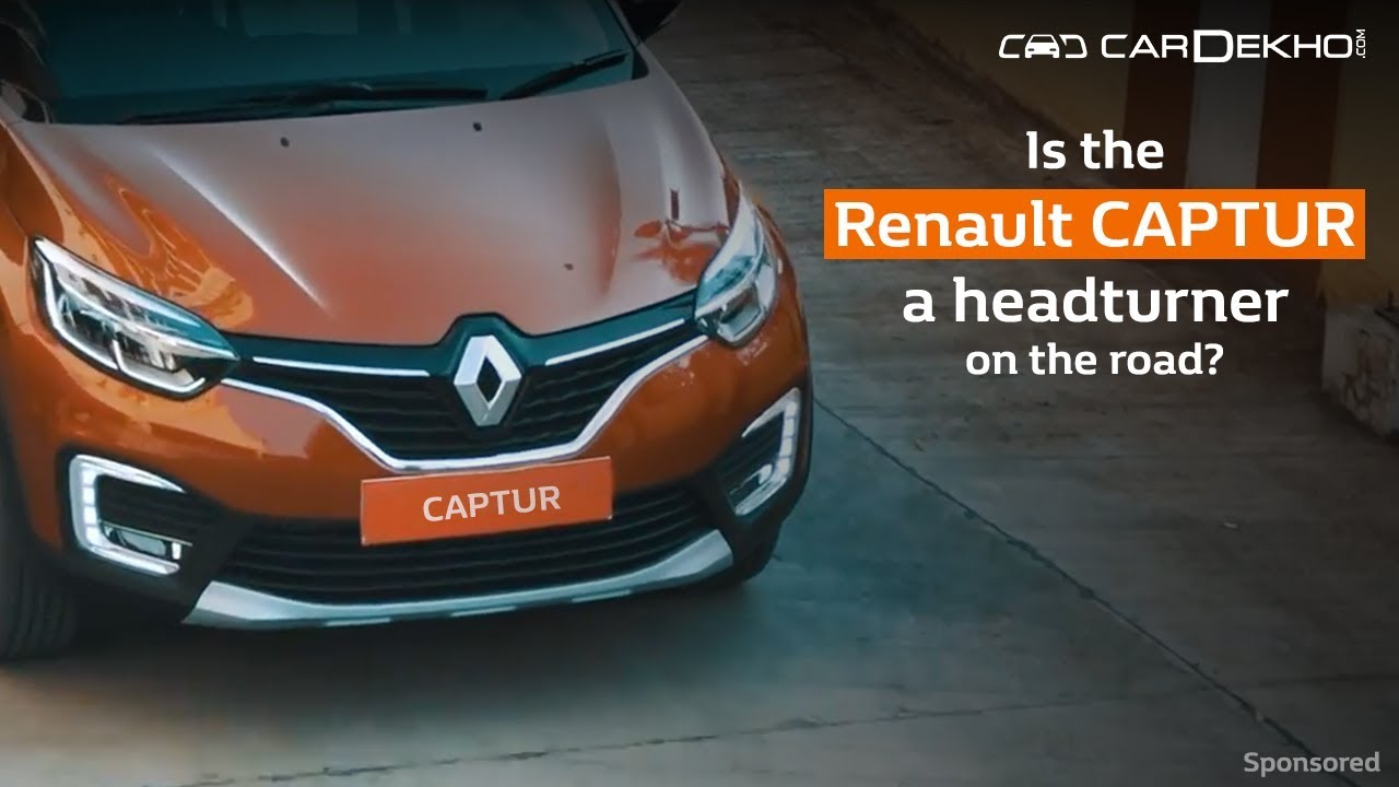 Renault Captur: A head turner on the road? ( Sponsored Feature )