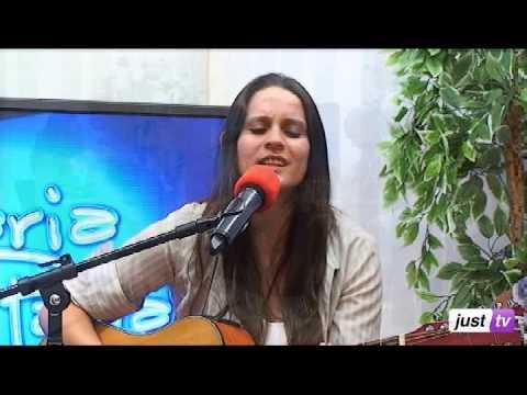 Lilia Garcia no Programa Maria Paiva Entrevista - JustTV - 04/02/14