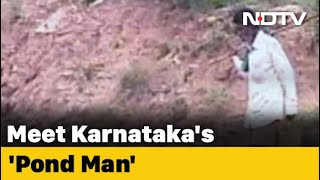 "Karnataka's ""Water Warrior"" Who Ended Crisis Gets Lifetime-Free Bus Pass - NDTV"