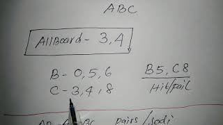 Kerala Lottery Number Guessing | Lottery ABC Predictions | 02.01.2020
