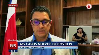 Costa Rica alcanza los 181 fallecimientos relacionados al Covid-19