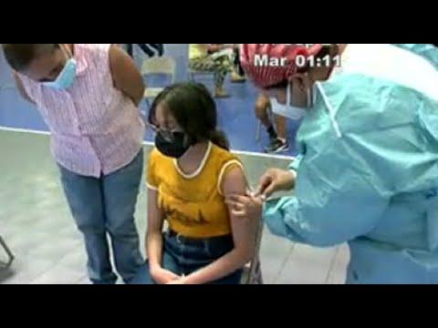 Poca afluencia de jóvenes a vacunarse contra el covid-19