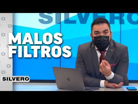 Silvero habla de los excesos con los filtros en redes sociales