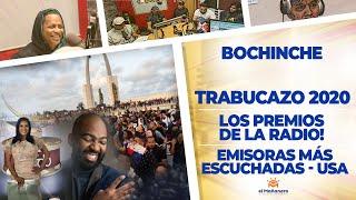 El Bochinche - Hoy Trabucazo 2020 - Premios de la Radio - Programas de Radio Más escuchados en EE.UU