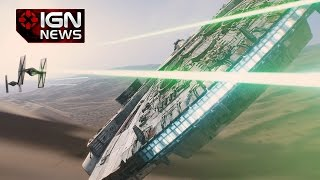 Star Wars: Episode VII - The Force Awakens Teaser Trailer Released - IGN News