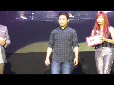 Download Youtube To Mp3 Fancam 141228 KCON6 Bernard Park Interview With Krimmy Couple