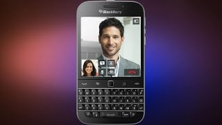 CNET Update - BlackBerry Classic tempts hardcore fans with keyboard