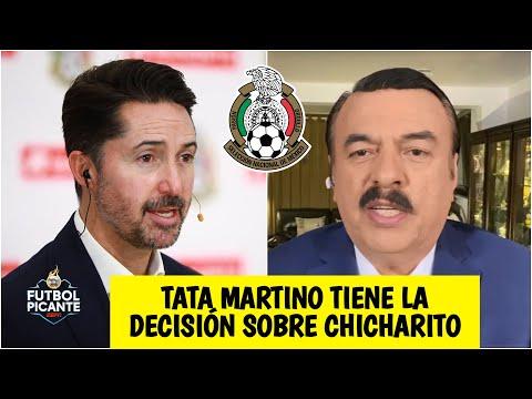 SELECCIÓN MEXICANA La razón de la Federación por el caso de Chicharito y Funes Mori   Futbol Picante