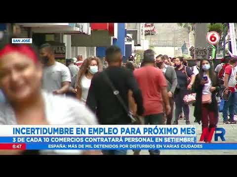 Incertidumbre en empleo para el próximo mes