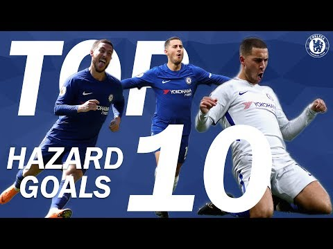 Chelsea Top 10 | Hazard's Worldie Strikes!