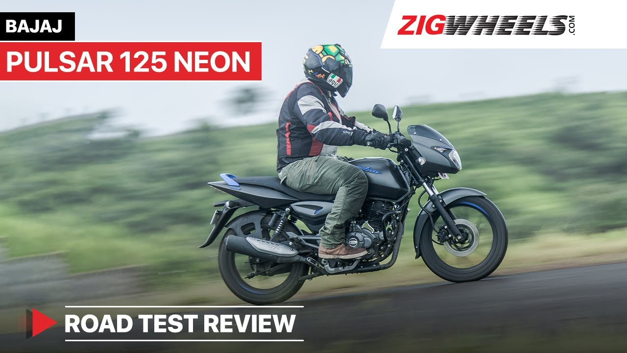 Bajaj Pulsar 125 Neon Road Test,| Price, Mileage, Performance, Features