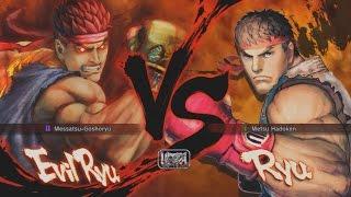 Ultra Street Fighter 4 Day 1 - MCZ Daigo Umehara vs. LU Alex Valle - Evo 2014