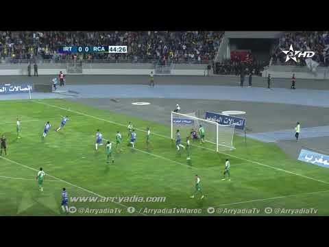 إتحاد طنجة1-0 الرجاء البيضاوي هدف أسامة الغريب