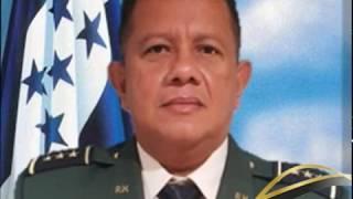 Fuerzas Armadas despide al Coronel Marco Antonio Argueta Chávez