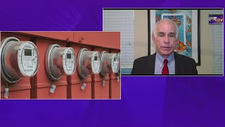 Energy expert on high gas prices, electricity companies filing for bankruptcy