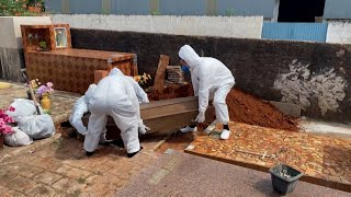 Coronavirus | Más de 300 mil muertos y la escasez de camas UCI colapsa el sistema en Brasil