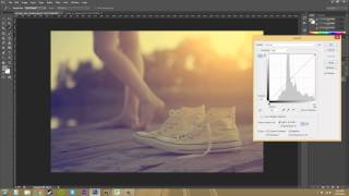 Photoshop CS6 Tutorial - 108 - Curves