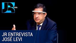 JR Entrevista: advogado-geral da União, José Levi destaca a independência entre os três poderes