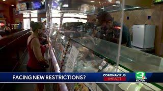 Rural California counties added to coronavirus watchlist