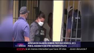 Apresan en Dajabón hombre prófugo desde 2013 por muerte de otro en Puerto Plata