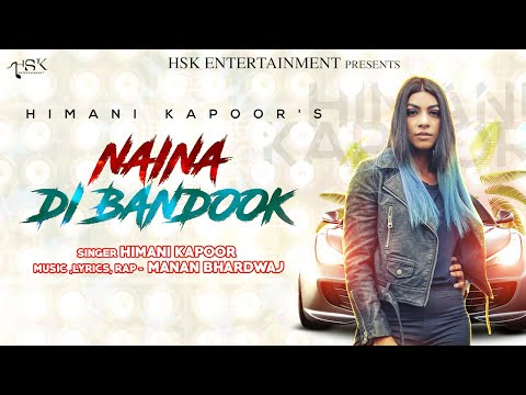Naina Di Bandook Lyrics